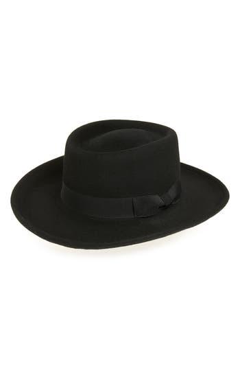 Eric Javits Planter Packable Wool Felt Hat