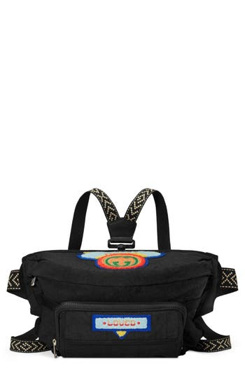 Gucci Patch Waist Pack
