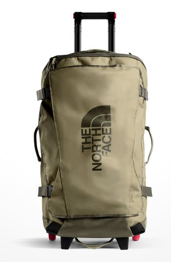 THE NORTH FACE 'ROLLING THUNDER' ROLLING SUITCASE - GREEN