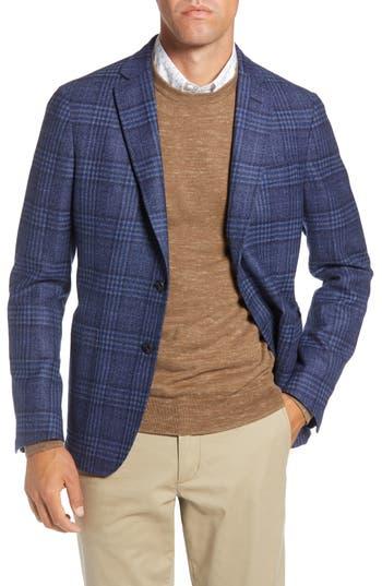 1901 Extra Trim Fit Wool Blend Soft Coat