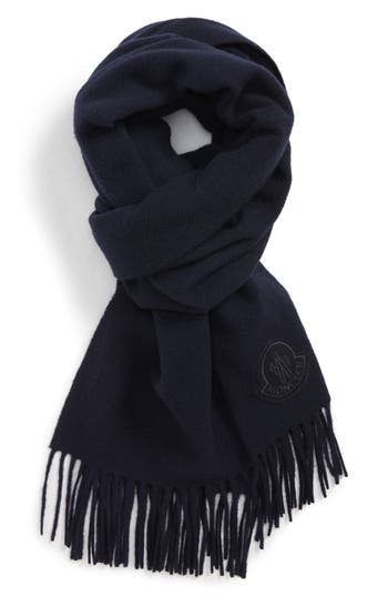 Moncler Sciarpa Wool Scarf