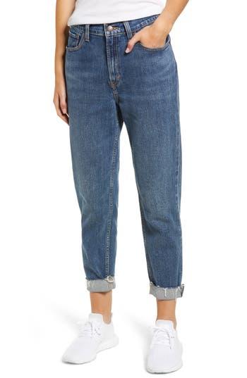 Levi's® High Waist Ankle Mom Jeans