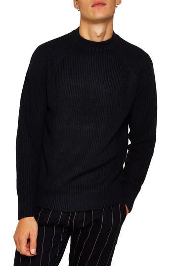 Topman Ribbed Sweater