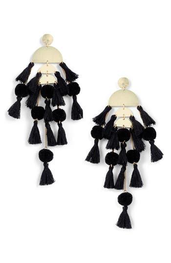 Stella + Ruby Calypso Tassel Earrings