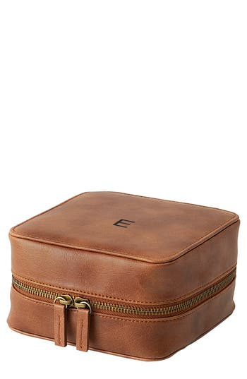 Cathy's Concept Monogram Tech Travel Case