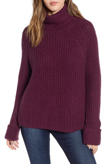 BP. Cozy Turtleneck Sweater