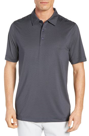 Cutter & Buck Prevail Regular Fit Stripe Polo