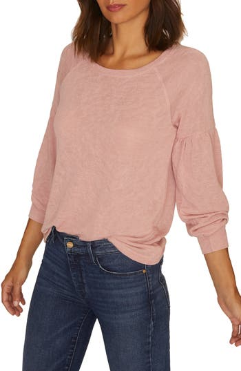 Sanctuary Cozy Drop Sleeve Tee