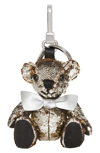 Burberry Thomas Bear Sequin Bag Charm