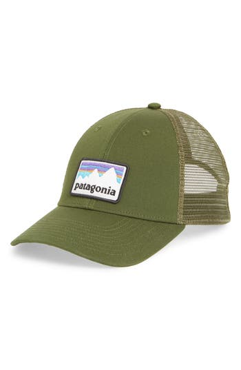 Patagonia Shop Sticker Trucker Hat