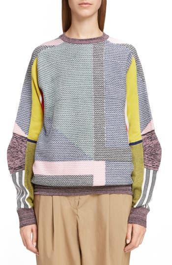 Toga Jacquard Sweater