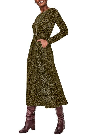 Boden Lucille Stretch Jersey Dress