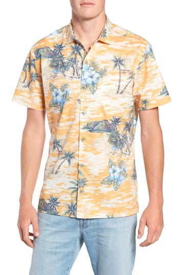Tori Richard Archipelago Regular Fit Sport Shirt