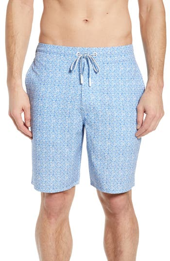 johnnie-O Southport Regular Fit Board Shorts