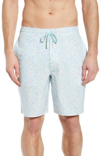 johnnie-O Fripp Regular Fit Board Shorts