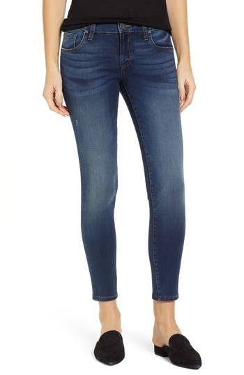 KUT From The Koth Donna Ankle Skinny Jeans