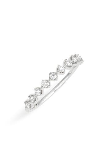 Bony Levy Bardot Collection Diamond Stackable Ring