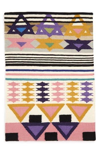 Aelfie Heat Wave in Rajasthan Flat Weave Rug