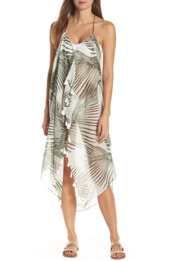 Pool to Party Beach to Street Cover-Up Dress