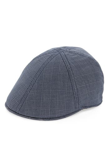 Goorin Brothers Hazy Days Glen Plaid Driving Cap