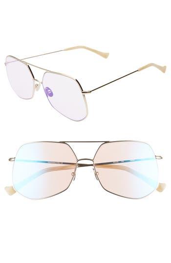 Grey Ant Mesh 61mm Sunglasses