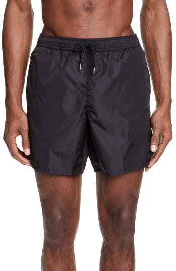 Moncler Solid Swim Trunks