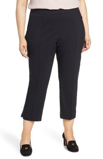 MICHAEL Michael Kors Pull-On Capri Pants (Plus Size)