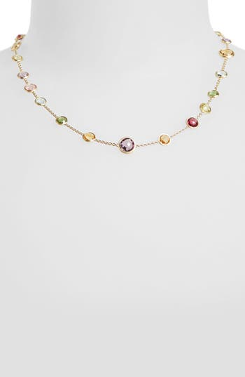 Women's Marco Bicego 'Mini Jaipur' Station Necklace