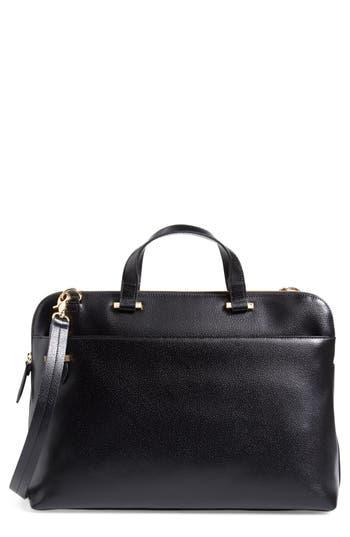 Lodis Medium Jamie Rfid Leather Briefcase -