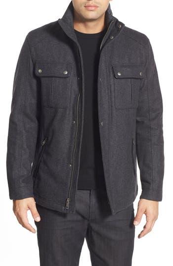 Men's Cole Haan Melton Coat