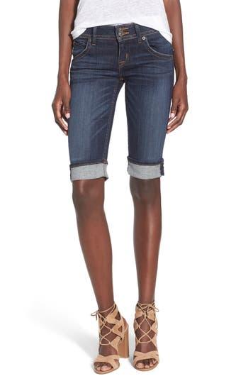 'Palerme' Cuff Bemuda Shorts