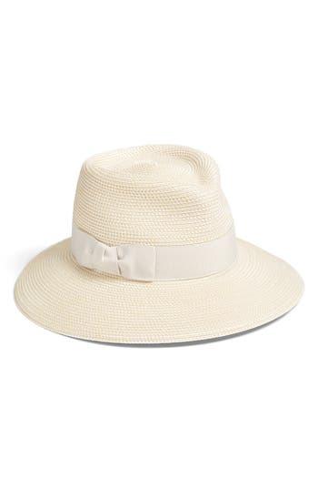 Women's Eric Javits 'Phoenix' Packable Fedora Sun Hat -