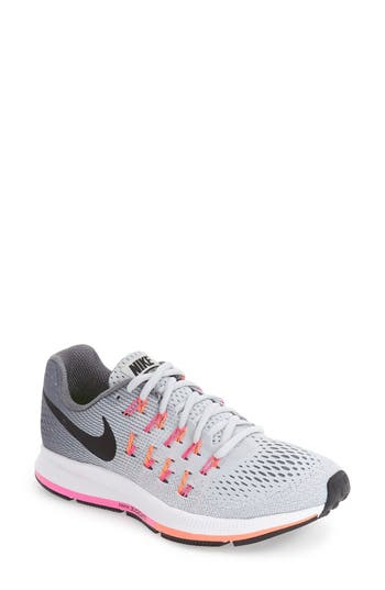 UPC 886550404754 product image for Women's Nike 'Zoom Pegasus 33' Sneaker,  Size 6 ...