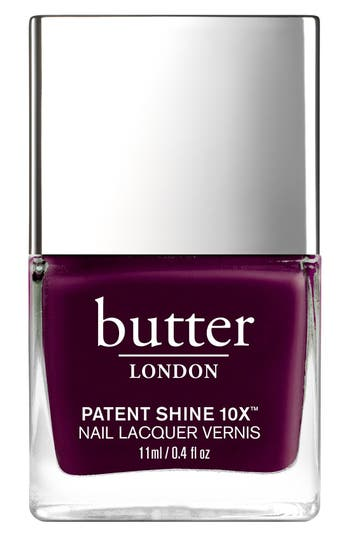 Butter London 'Patent Shine 10X' Nail Lacquer - Toodles