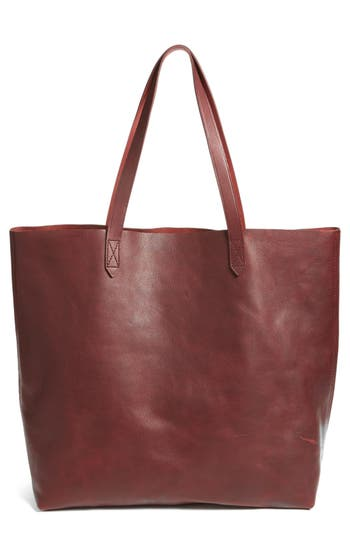 Madewell 'Transport' Leather Tote -
