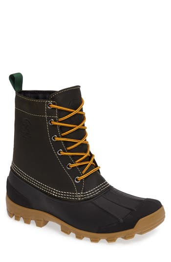 Kamik Yukon6 Waterproof Work Boot, Green
