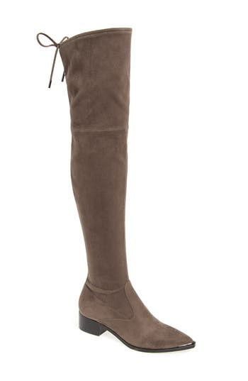 Marc Fisher Ltd Yenna Over The Knee Boot, Beige