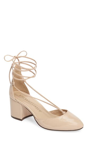 Women's Athena Alexander Caprice Strappy D'Orsay Pump at NORDSTROM.com