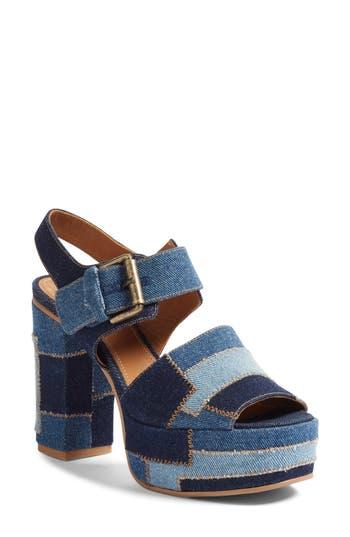 See By Chloe Colorblocked Platform Sandal