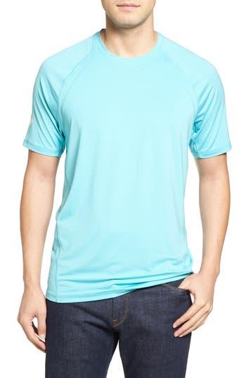 Big & Tall Tommy Bahama Surf Chaser Crewneck T-Shirt, Blue