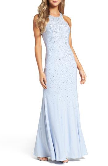 Xscape Body-Con Gown