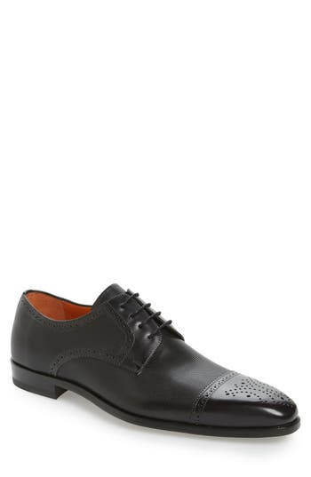 Mezlan Moseley Cap-Toe Oxford