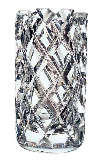 Orrefors Sofiero Crystal Vase