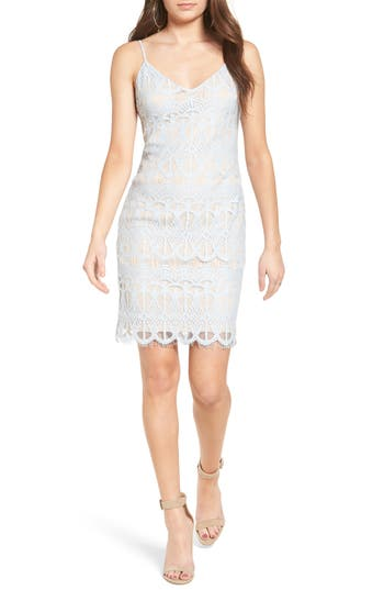 Women's Leith Lace Body-Con Slipdress