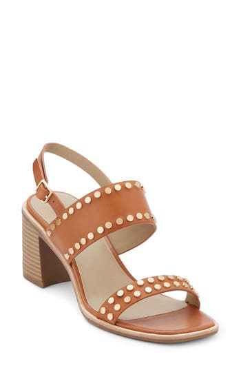G.h. Bass & Co. Rachel Block Heel Sandal- Brown