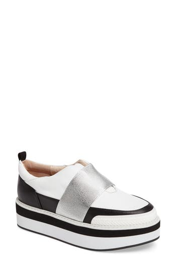 Shellys London Damini Slip-On Platform Sneaker