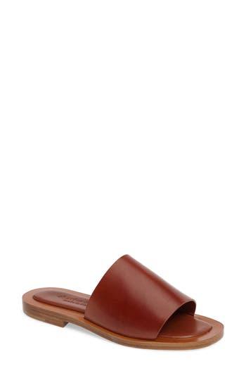 Charles David Casey Flat Slide, Brown