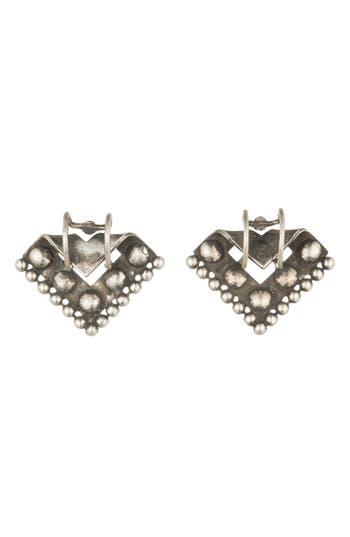 Women's Dannijo Ecru Stud Earrings