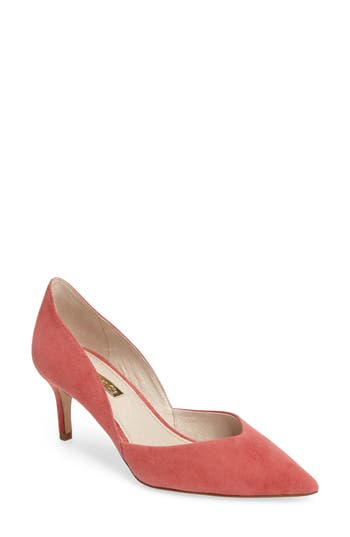 Louise Et Cie Jacee Pointy Toe Pump- Pink