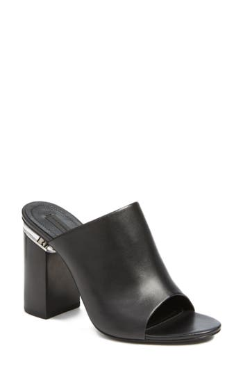 Alexander Wang Avery Mule, Black